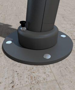 Markilux Planet Concrete Foundation