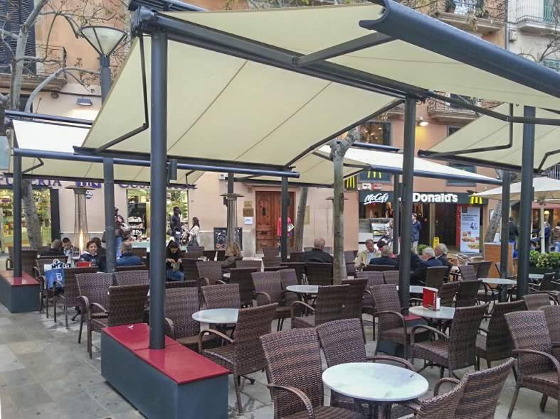 Markilux Syncra Freestanding Sun Awning