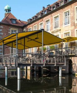 Markilux Syncra Awning Al Fresco Dining