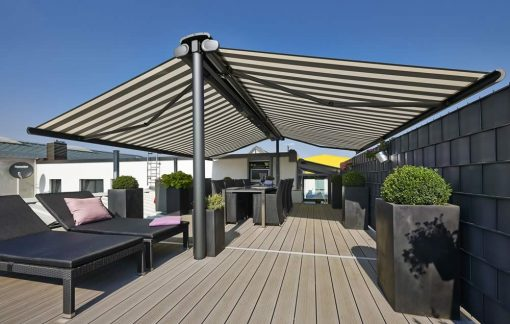 Markilux Syncra Roof Terrace Awning