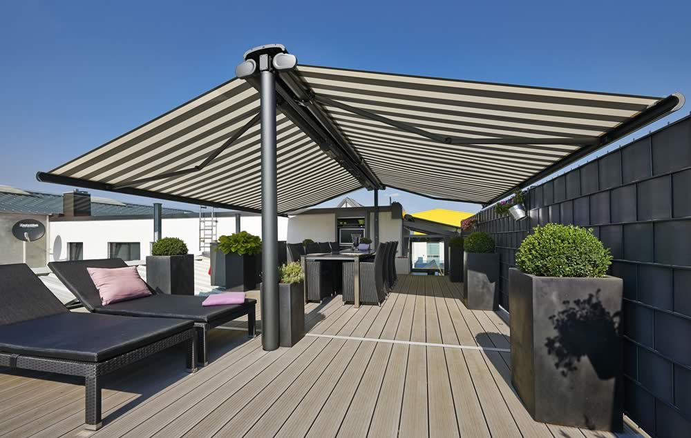 Markilux Syncra 2 Fix | Freestanding Awnings | Roché Awnings