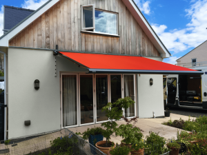 Markilux 990 Patio Awning In Shropshire