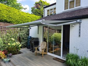 Markilux 990 Patio Awning In Richmond Upon Thames