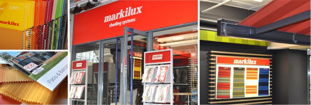 Markilux Awning Showroom - London
