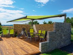 Markilux Syncra 2 Uno Fix Freestanding Awning