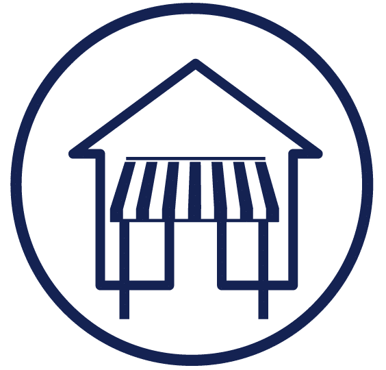Veranda Awnings Icon