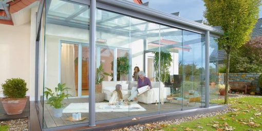 Weinor Glasoase Glass Extension