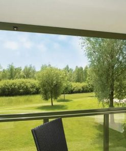Weinor Glass Extension Moving Walls