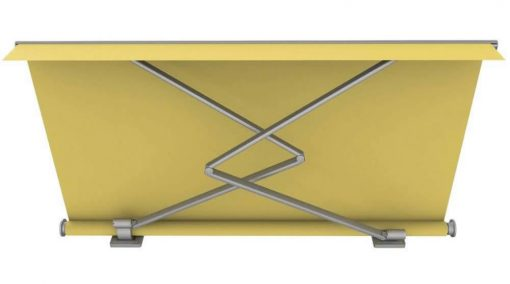 Weinor Livona MiniMax Arms