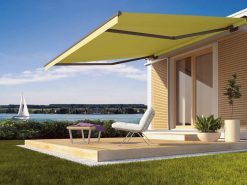 Weinor Livona Awning Yellow