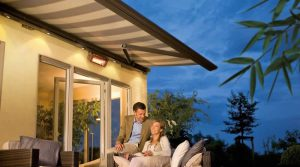 Weinor Opal Design II Awning with Heater