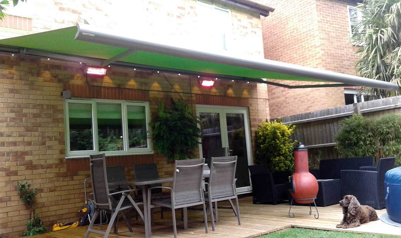 Weinor Opal Design II Patio Awning