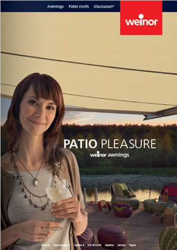Weinor Patio Pleasure Brochure