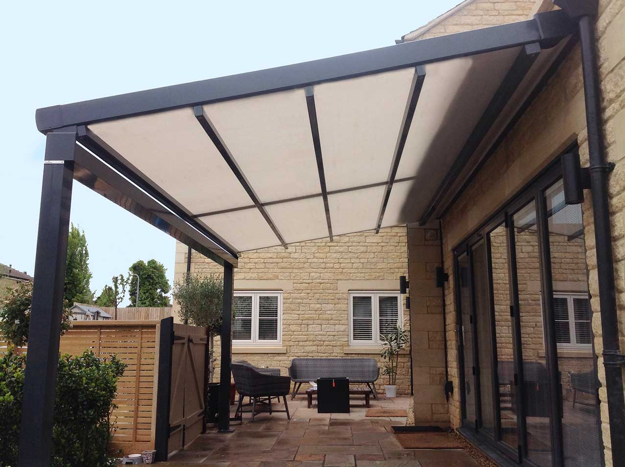 Weinor Pergotex Awning