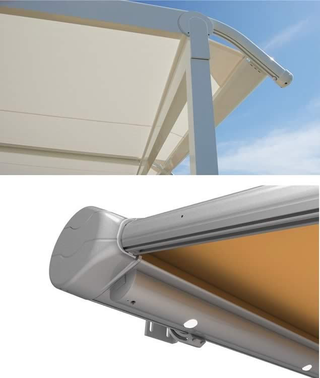 Fabric Roof Awnings