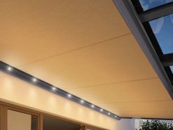 Weinor Sottezza Awning with Lighting