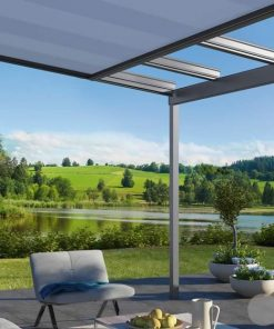 Weinor Sottezza Conservatory Awning Extended
