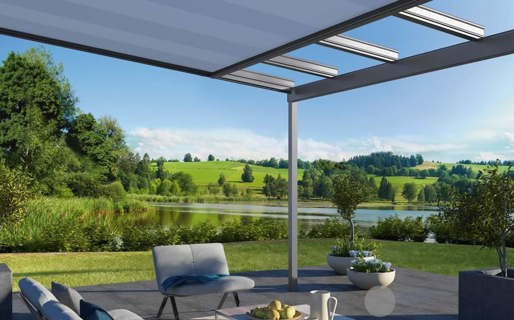 Weinor Sottezza II LED | Conservatory Awnings | Roché Awnings