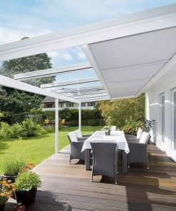 Weinor Sottezza Awning on Glass Roof