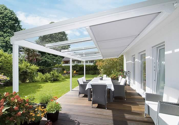 Weinor Sottezza Ii Led Conservatory Awnings Roch 233 Awnings