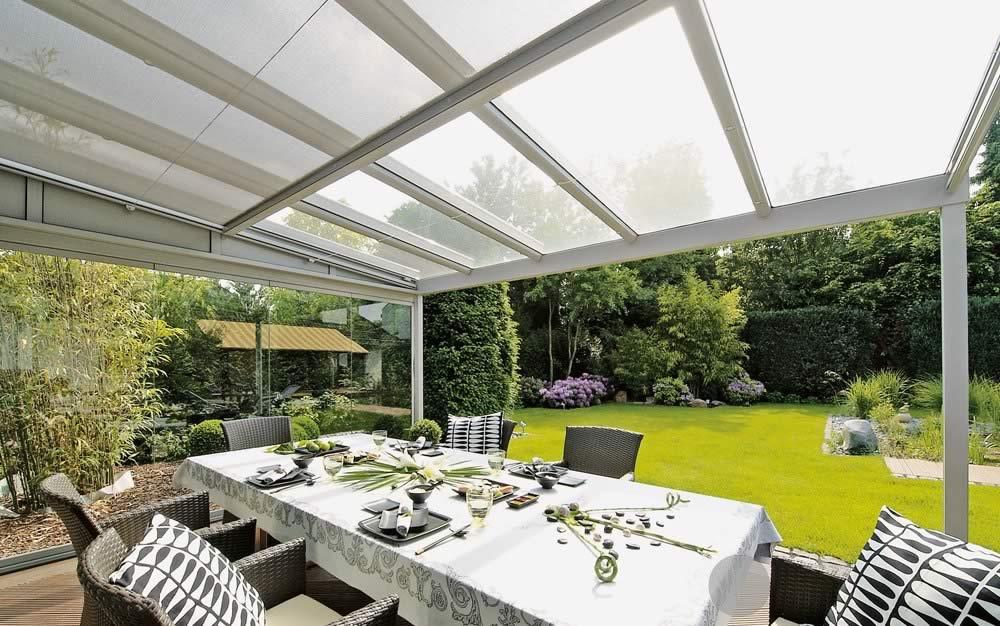 Weinor Terrazza | Glass Extensions | Roché Awnings