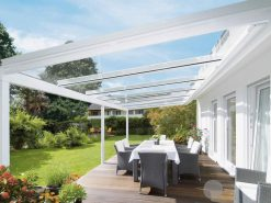 Weinor Terrazza Roof Glass Veranda