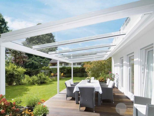 Weinor Terrazza Roof Glass Veranda