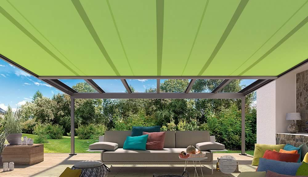 Weinor Terrazza Glass Extensions Roché Awnings