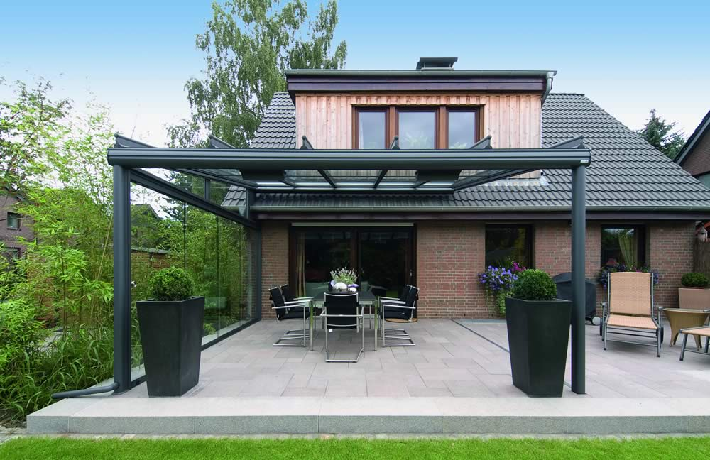 Weinor Terrazza Glass Extensions Roch 233 Awnings