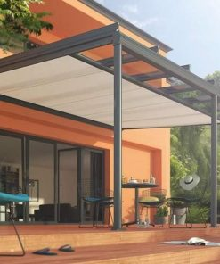 Weinor Terrazza with Sun Awning Shading