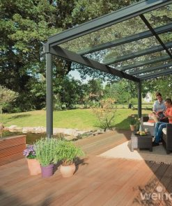 Weinor Terrazza Glass Roof Extension
