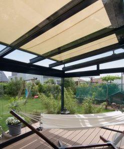 Weinor WGM Conservatory Awning Overglass