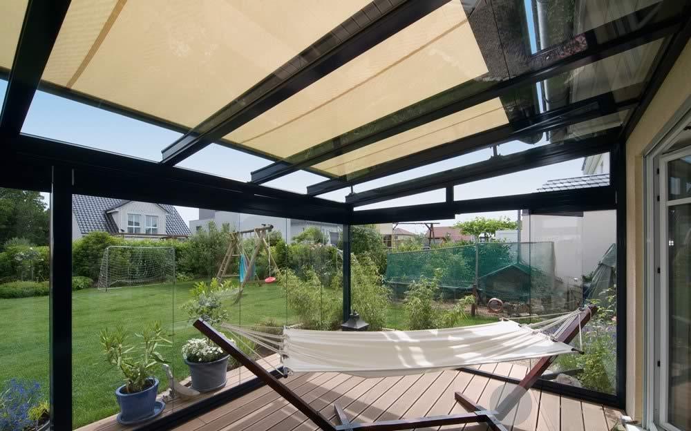 Weinor WGM 1030 / 2030 | Conservatory Awnings | Roché Awnings