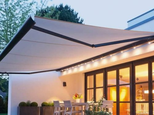 Weinor Zenara Awning With Lighting